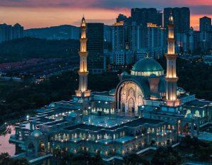masjid, website